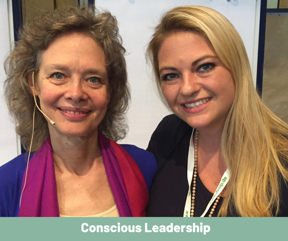 The Wholeness Work – Interview with Connirae Andreas